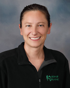 Amy Stach Estimator / Project Manager- Krohmer Plumbing