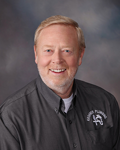 Frank Krohmer: Owner/President - Krohmer Commercial & Industrial Plumbing, Sioux Falls / Mitchell, South Dakota