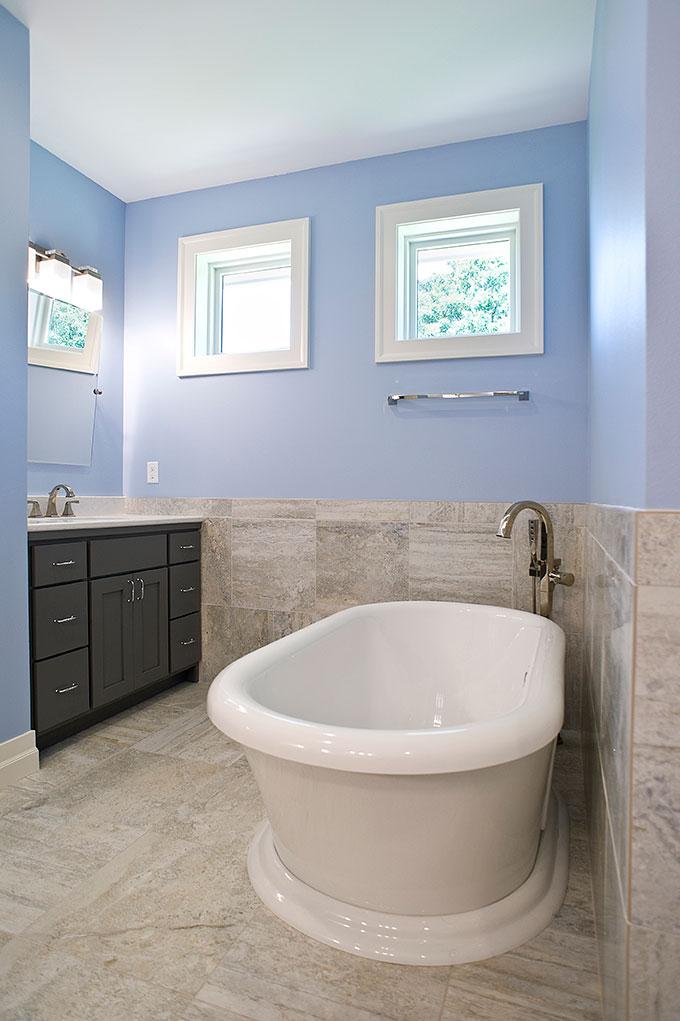 Residential Plumbing - Bathroom