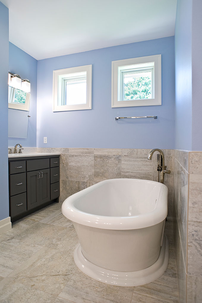 Residential Plumbing - Bathroom