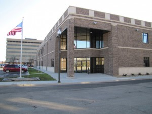 Aberdeen Public Safety Facility, Aberdeen, SD