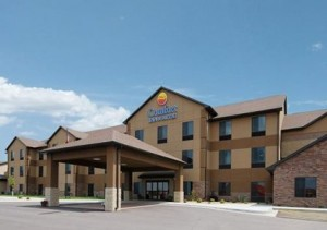 Comfort Inn, Mitchell, SD