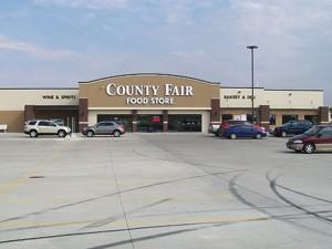 County Fair Food Store Mitchell South Dakota