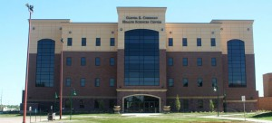 Dakota Wesleyan University Science Center, Mitchell, SD