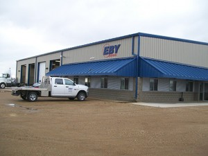 EBY Trailers, Worthing, SD