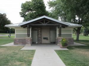 Falls Park Restroom, Sioux Falls, SD