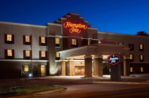 Hampton Inn, Orange City, IA
