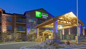 Holiday Inn Express, Custer, SD