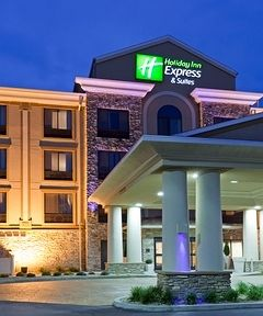Holiday Inn Express, Mitchell, SD