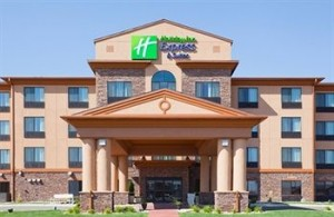 Holiday Inn Express, Sturgis, SD
