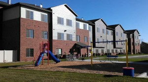 Jackson Heights Apartments, Aberdeen, SD