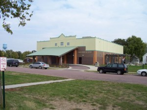 Oscar Howe Museum, Mitchell, SD