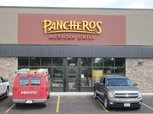 Pancheros Mexican Grill, Sioux Falls, SD