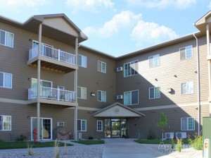 Prairie Village Apartments, Aberdeen, SD
